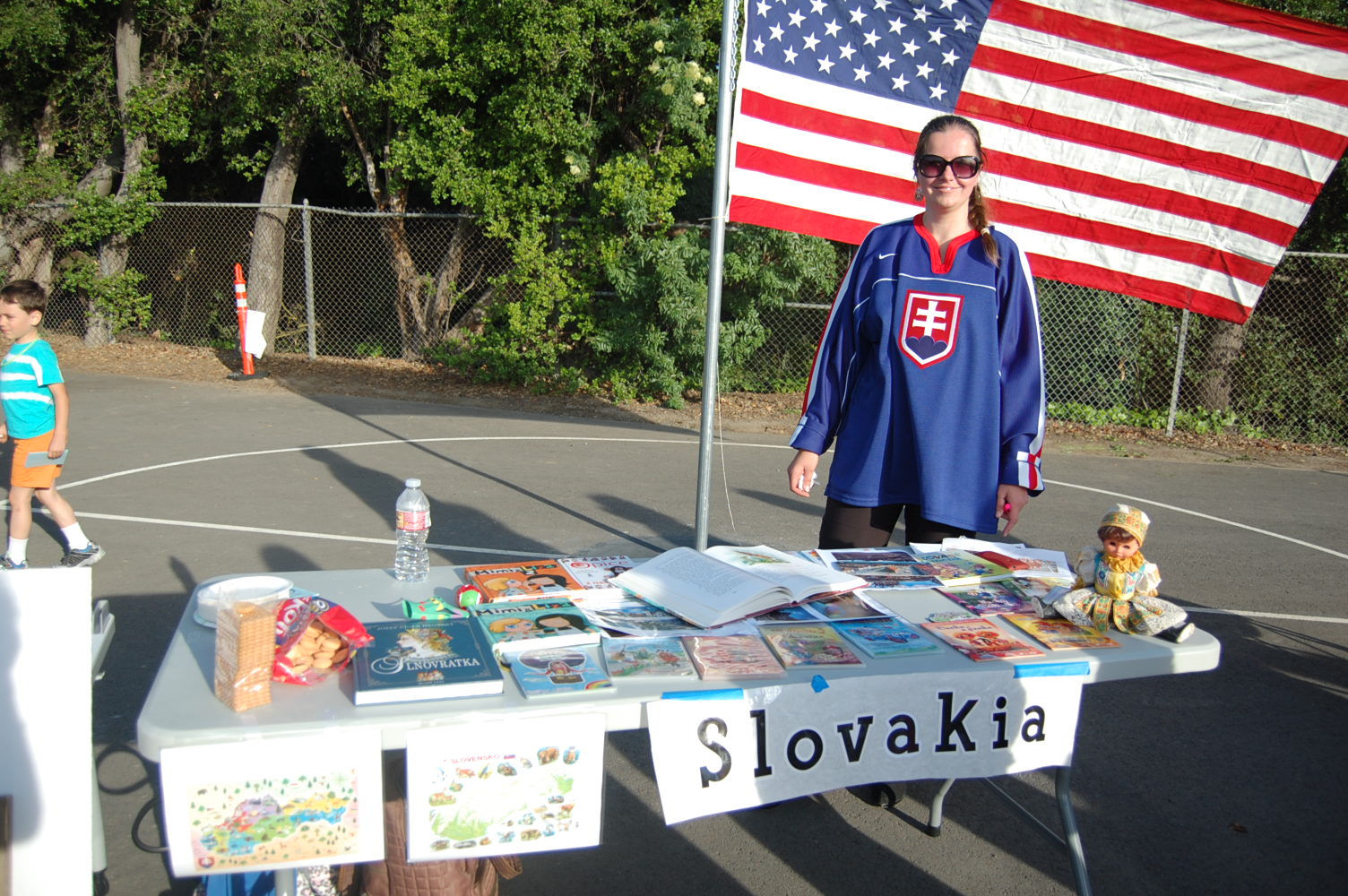 Multicultural Night 2017 Slovakia