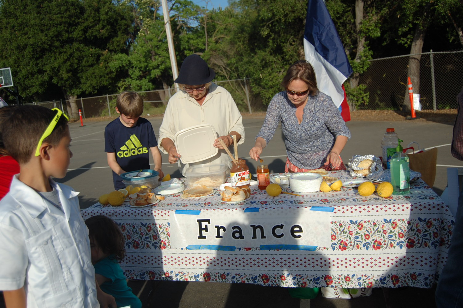 Multicultural Night 2017 France