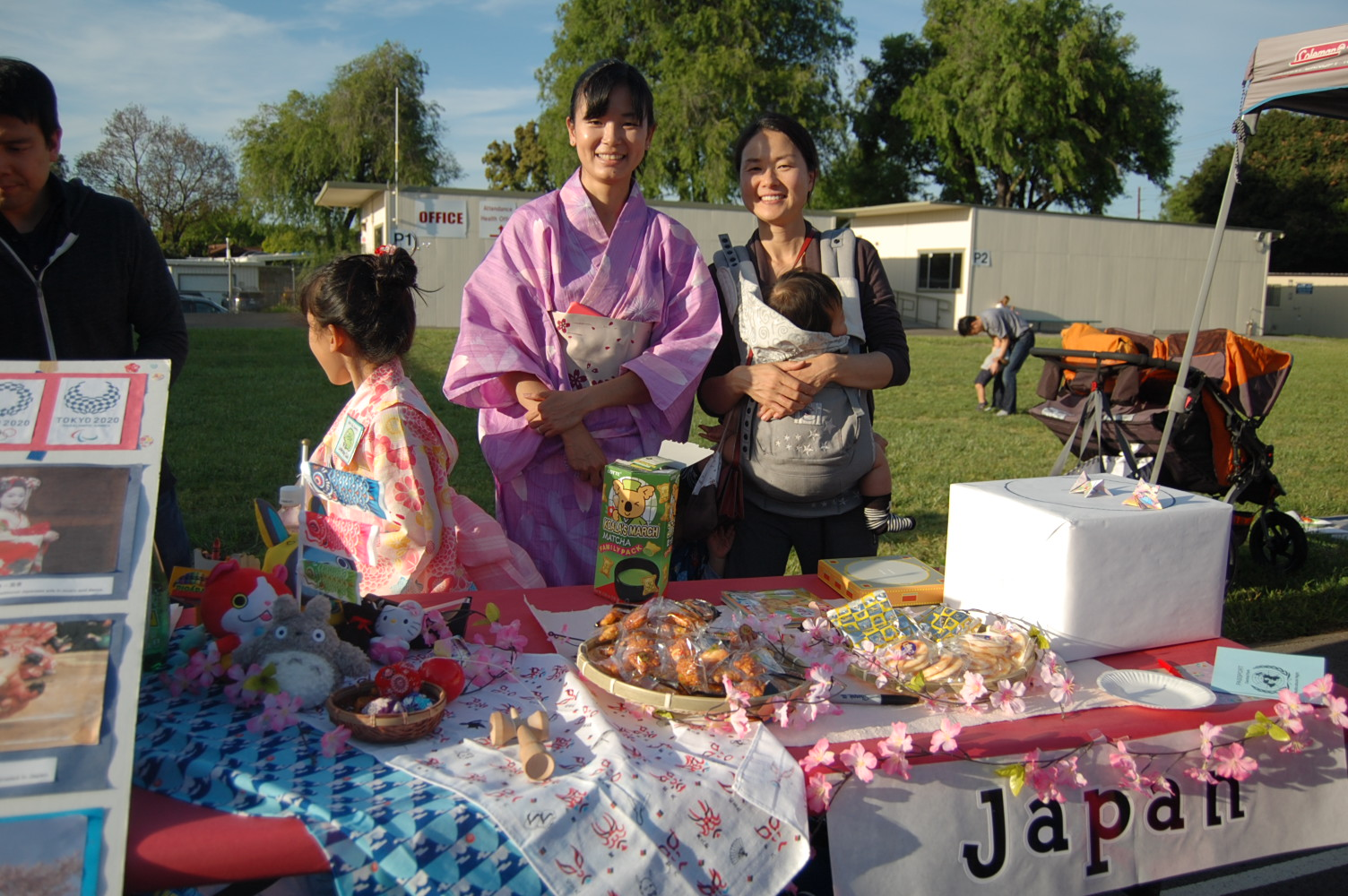 Multicultural Night 2017 Japan
