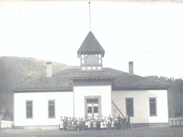 Early Clinton School ca: 1900's