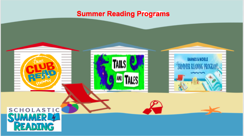 Icons of summer reading