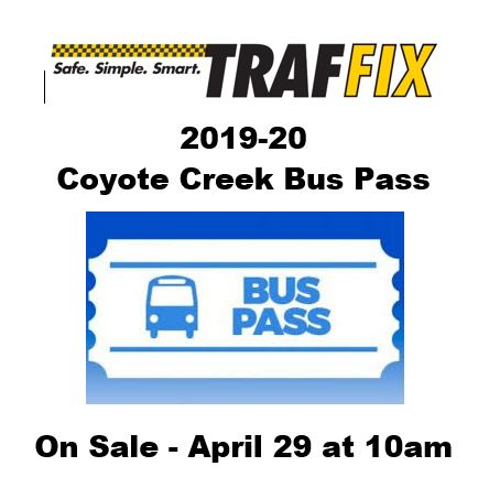Traffix Bus Pass