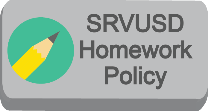 SRVUSD Homework Policy