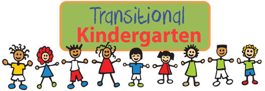 Welcome to Transitional Kindergarten