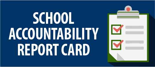 School Accountability Report Card logo