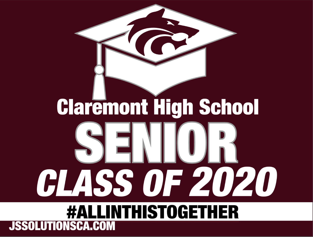 class of 2020 all in this together
