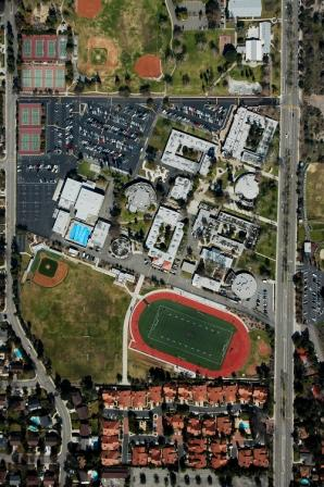 Aerial View of CHS
