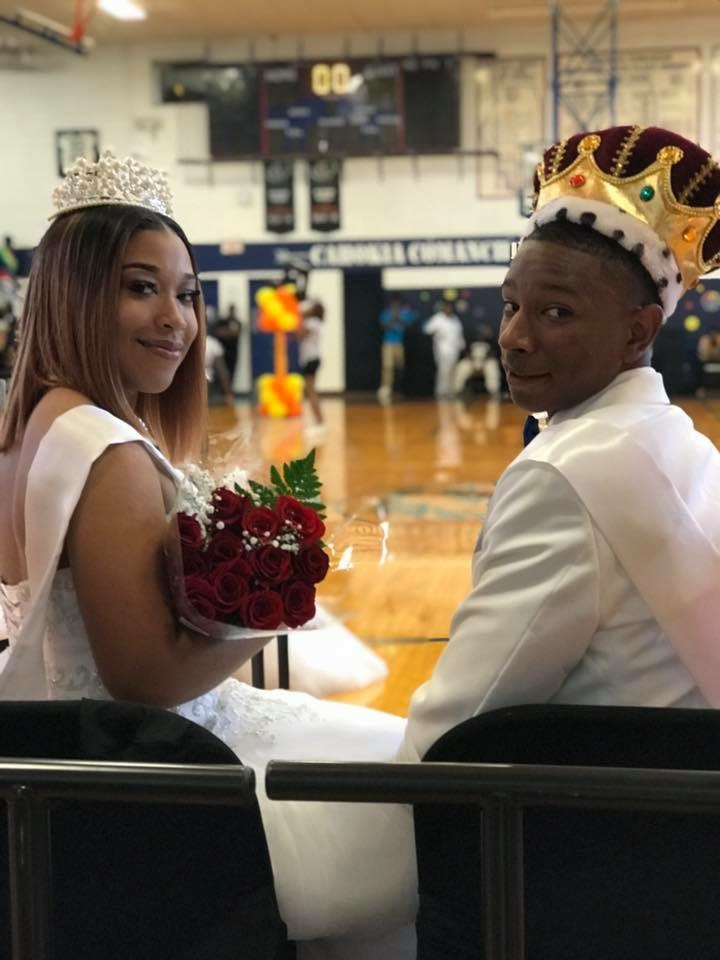King and Queen of Homecoming