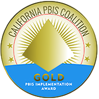 Gold PBIS Implementation seal