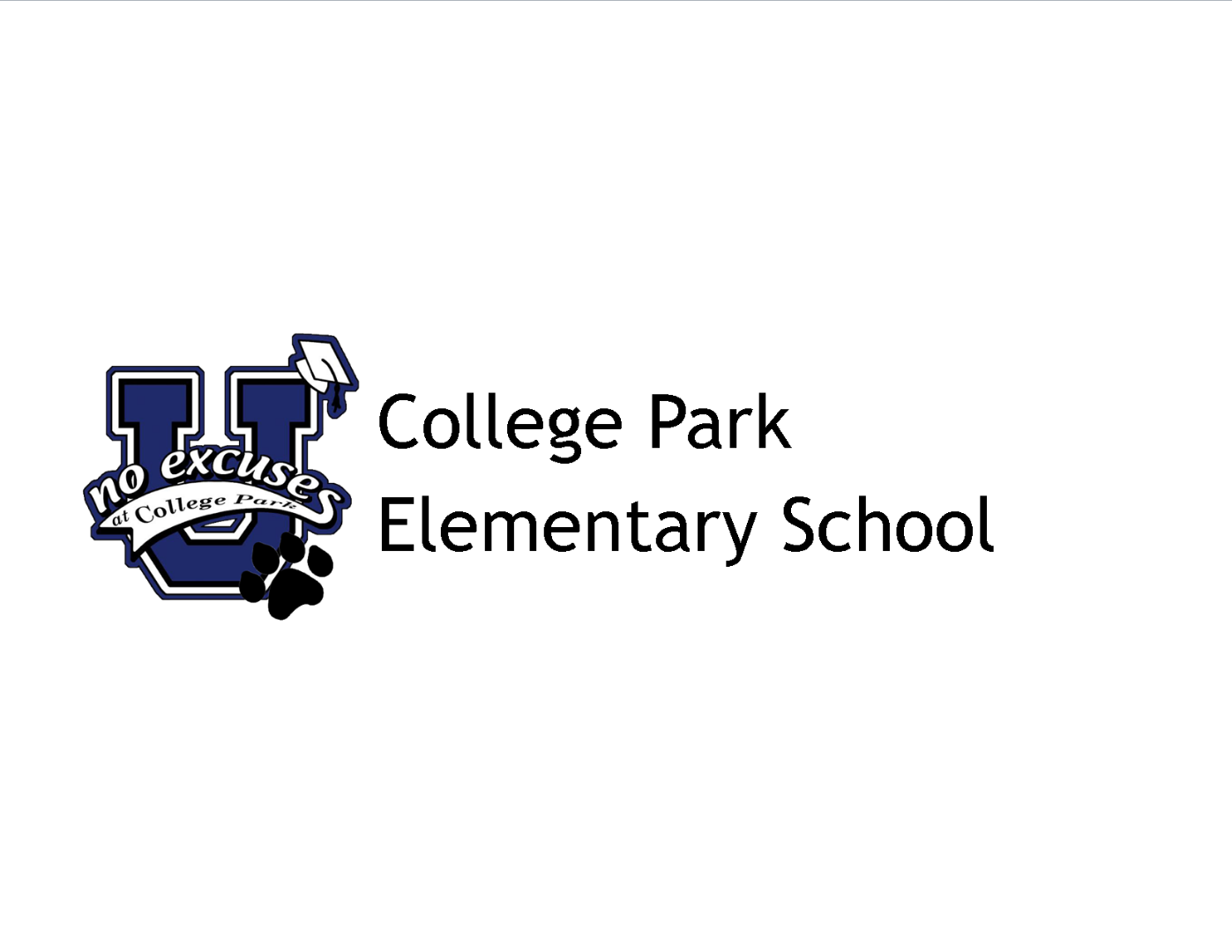 College Park Elementary Logo