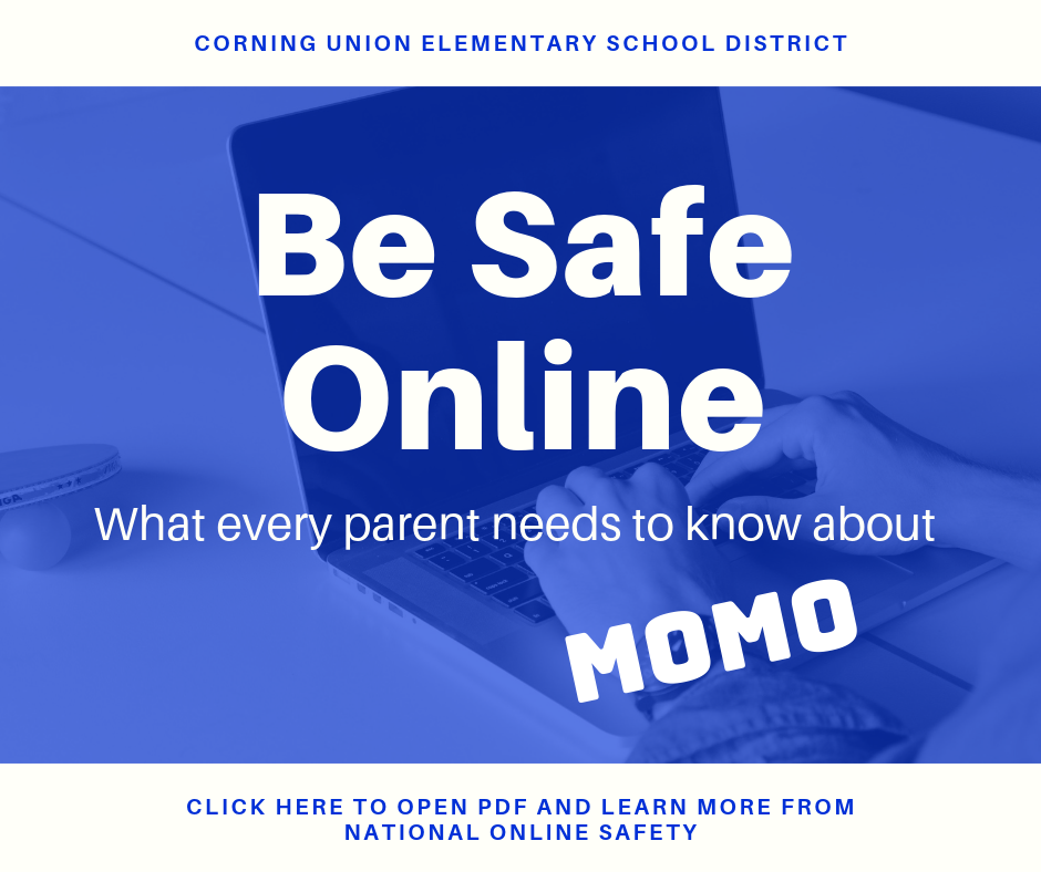 Be Safe Online Parents Learn About MOMO