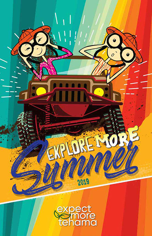 Expect More Tehama Summer Activity Guide