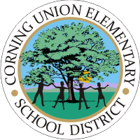 Small Corning Elementary Logo