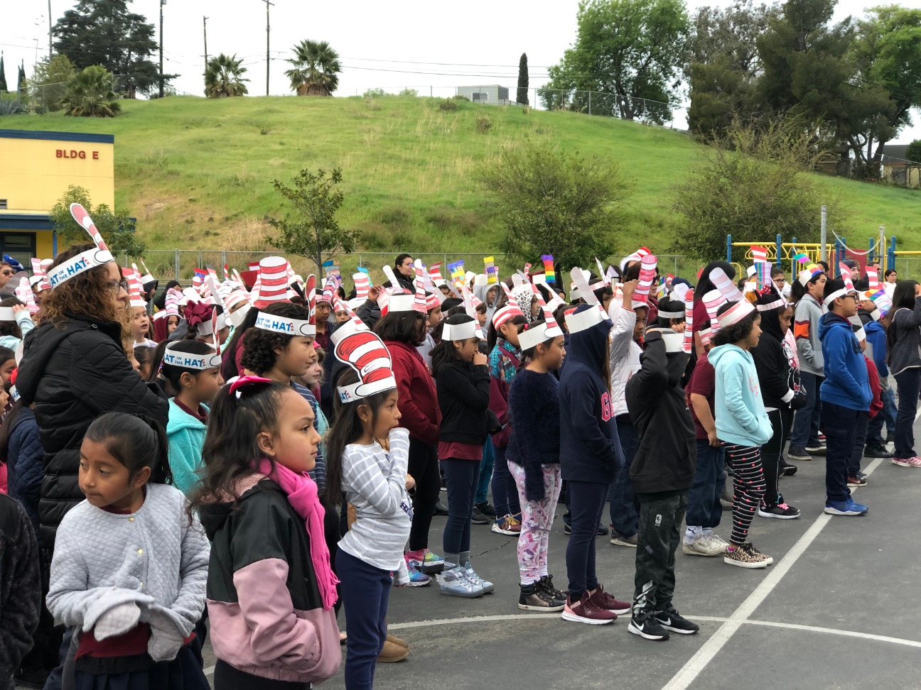 Read Across America Assembly