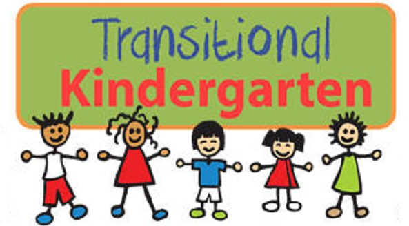 Transitional Kindergarten clipart