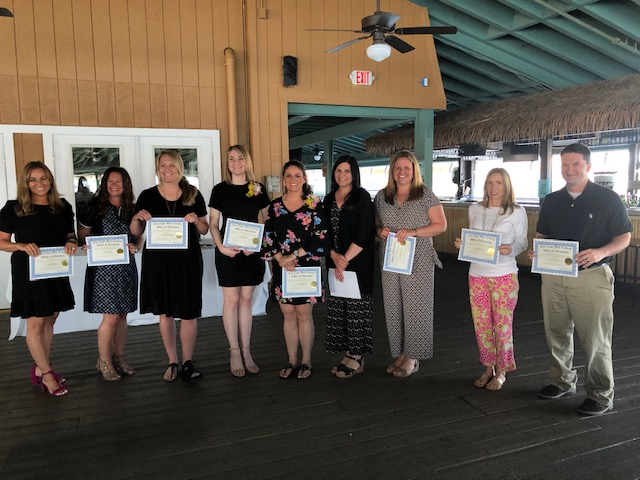 County Teacher of the Year Finalist