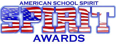2013 American School Spirit Award Winners!