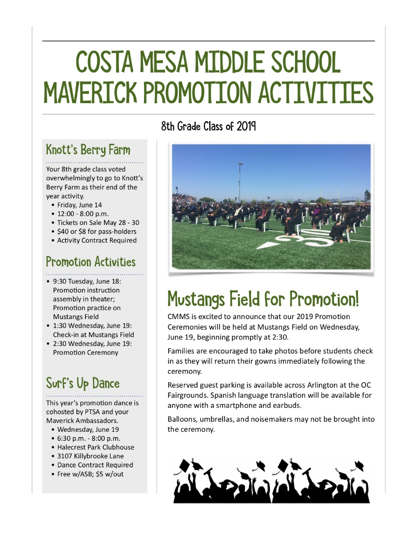 Promotion Activities