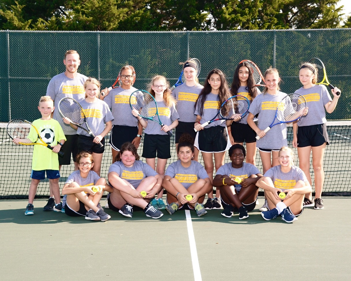 girls tennis photo