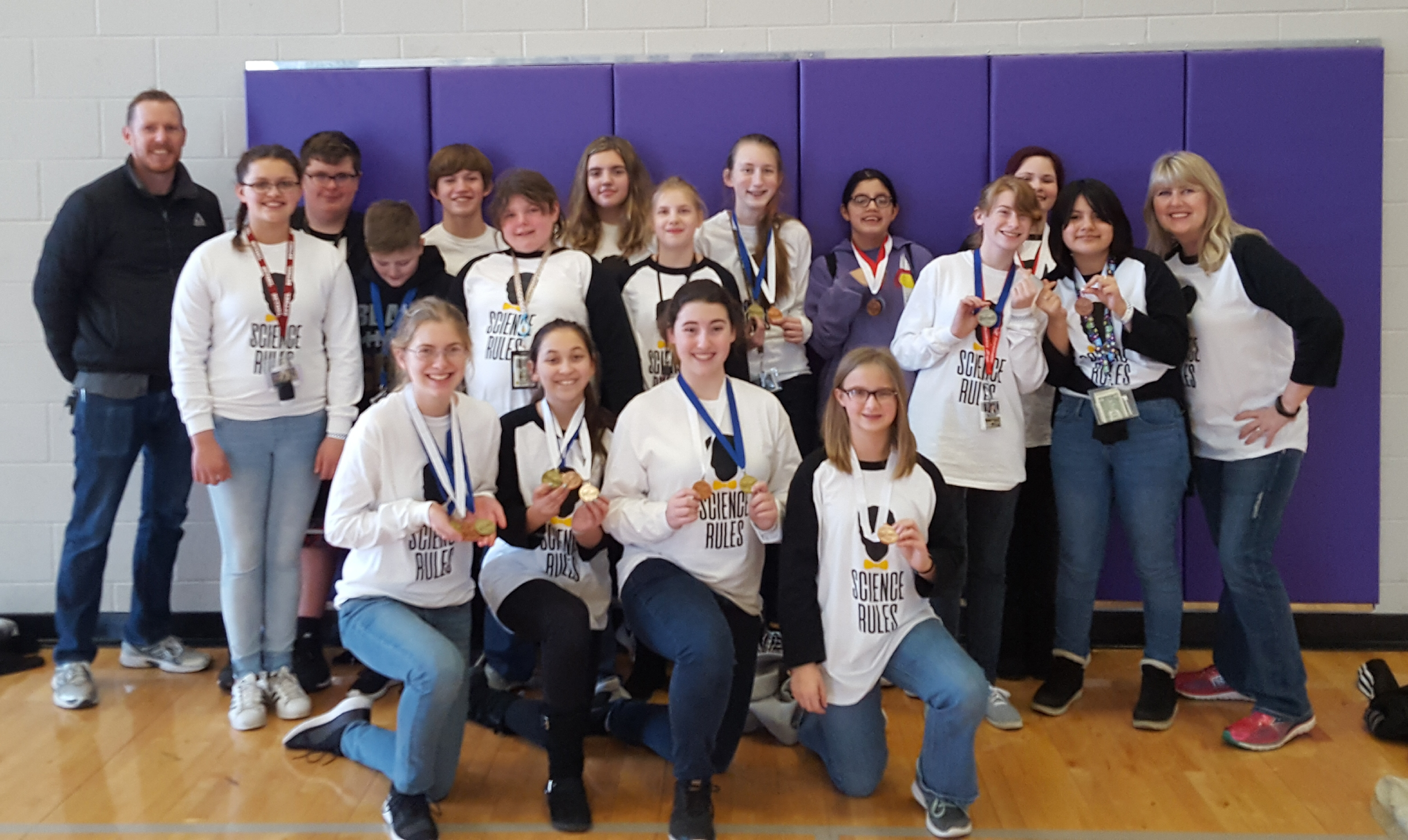 Science Olympiad 2018