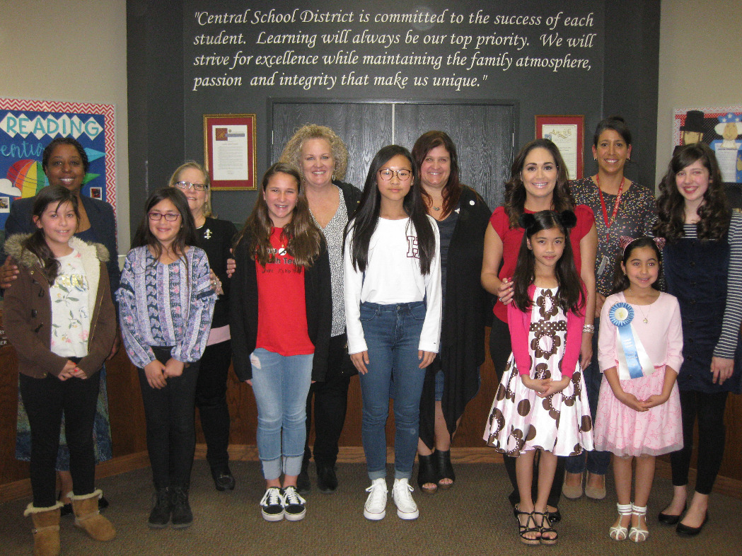 District Writing Celebration Awards