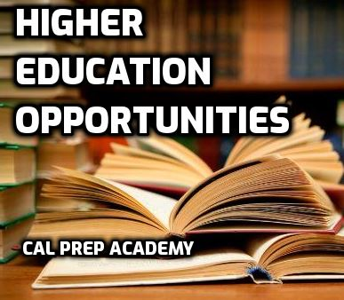 Higher Education Opportunities
