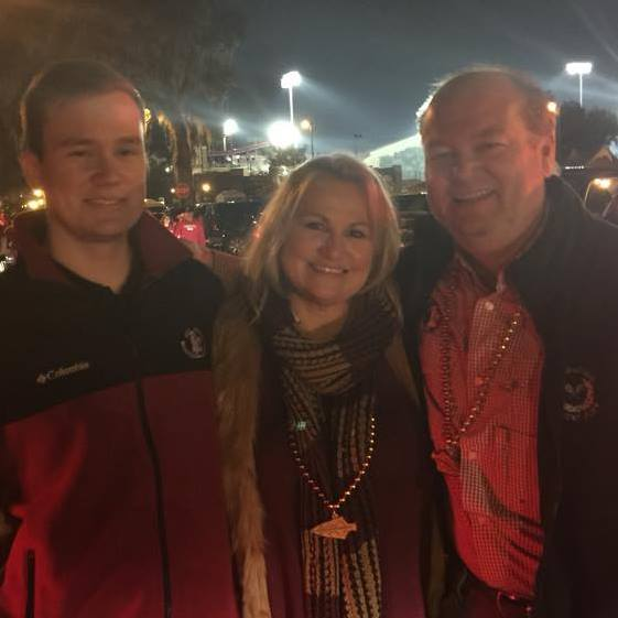My Family...All Florida State fans!