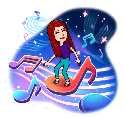 bitmoji music
