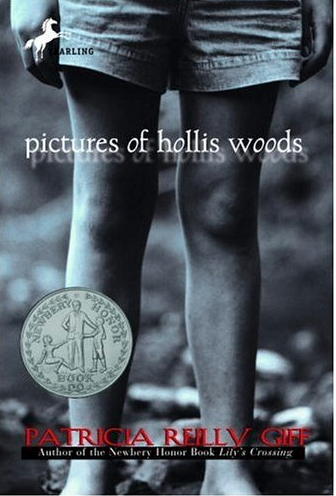Our first novel: Pictures of Hollis Woods