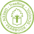 Tree Ring/Green/Yearbook