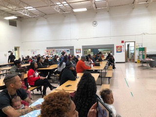Thank you to all the parents who were able to attend!