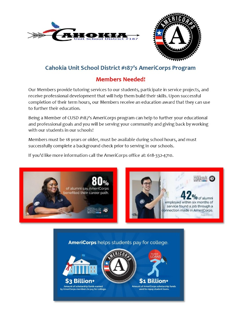 AmeriCorps Flyer
