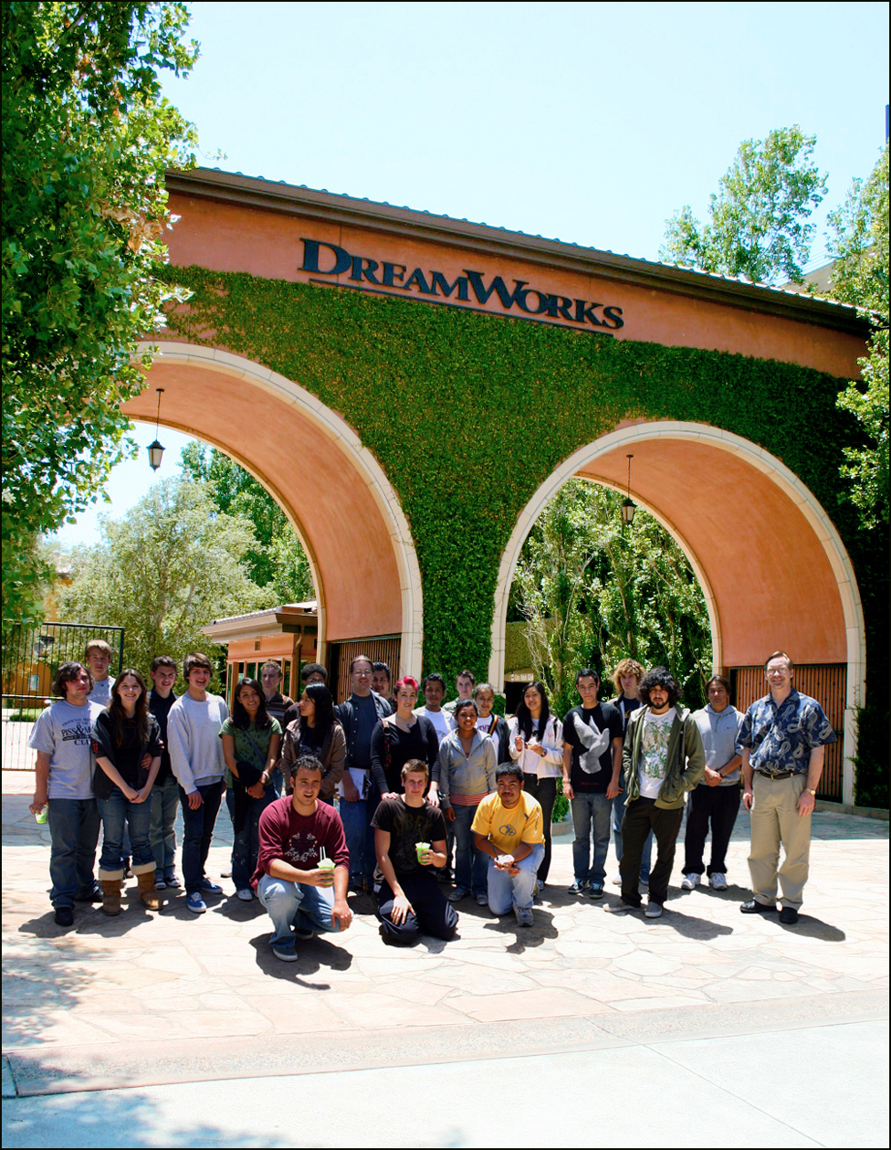 CVHS Animation at DreamWorks Studios