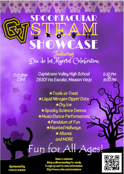 Spook-Tacular Steam Showcase