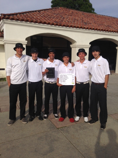 Servite Tournament 2nd Place