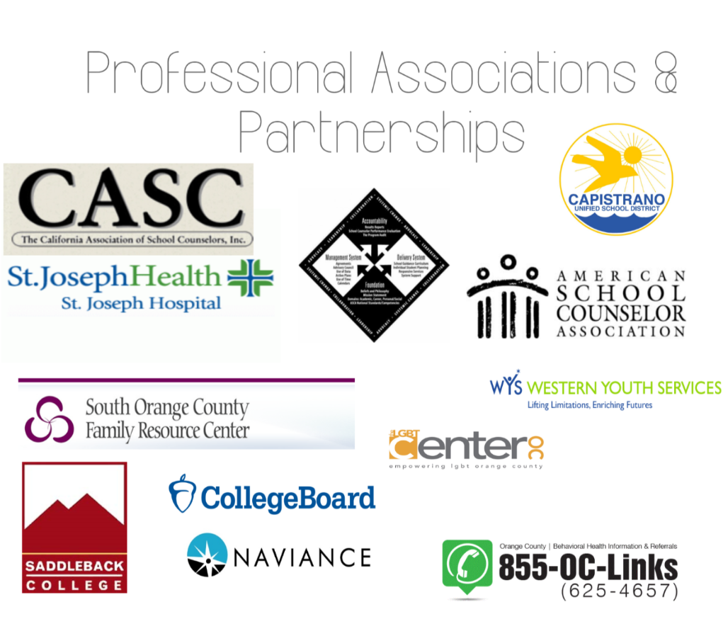 Professional associations and partnerships