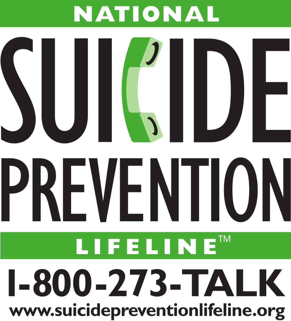 1800 273 TALK suicide prevention lifeline