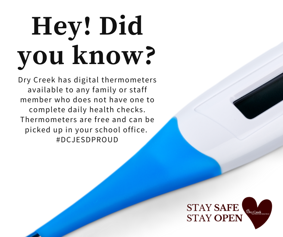 free thermometers