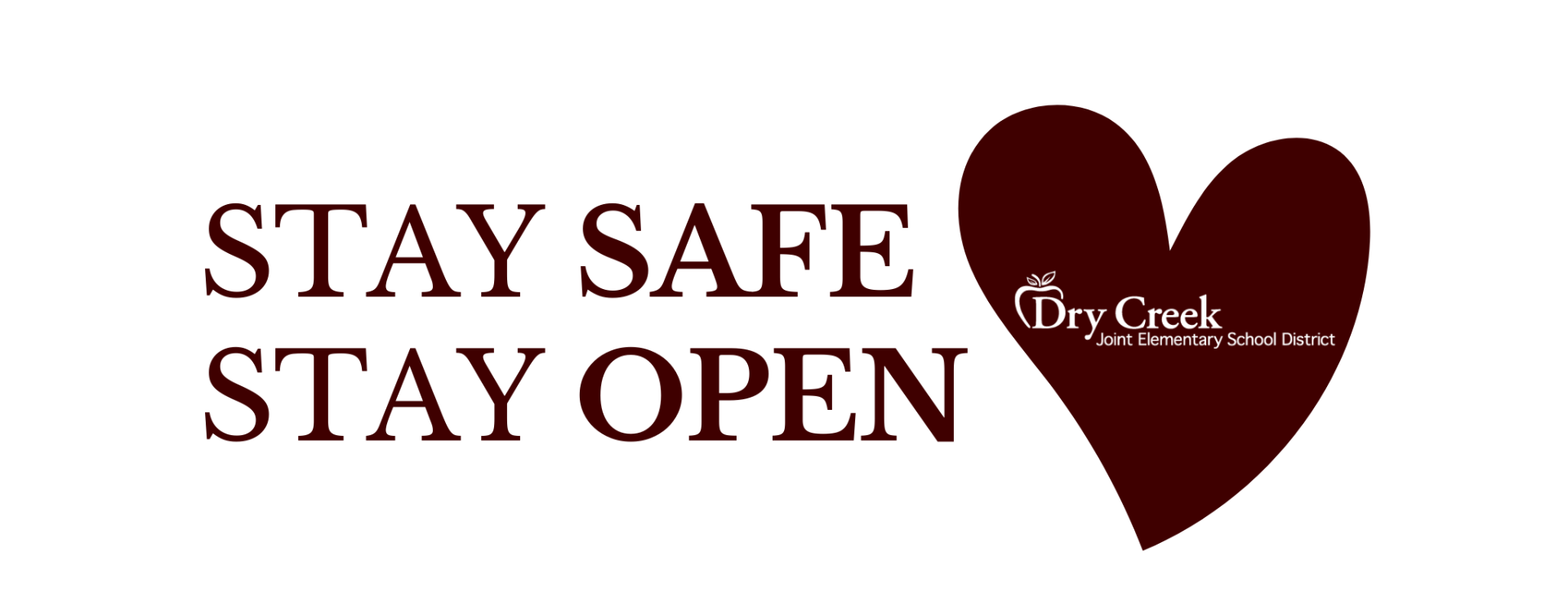 stay safe stay open