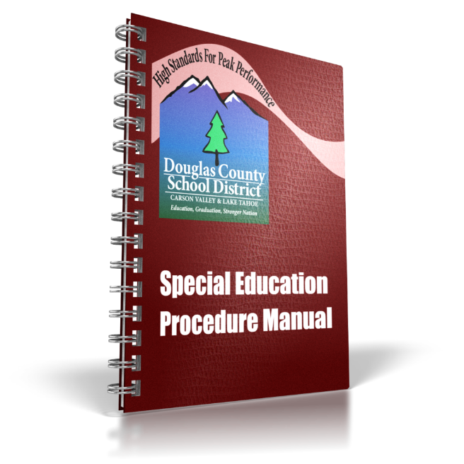 Special Ed Procedure Manual