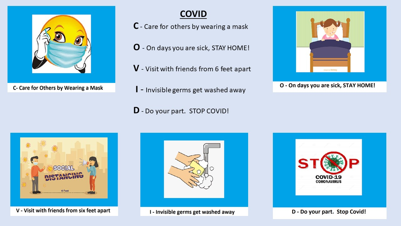 Help Stop Covid