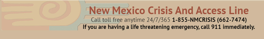 New Mexico Crisis And Access Line