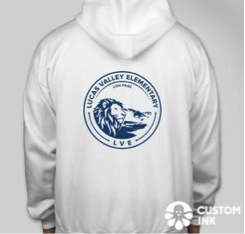 Men, Women's Youth Sweatshirt (White, Gray, Lt. Blue) - Lion Pride will be on  HOOD