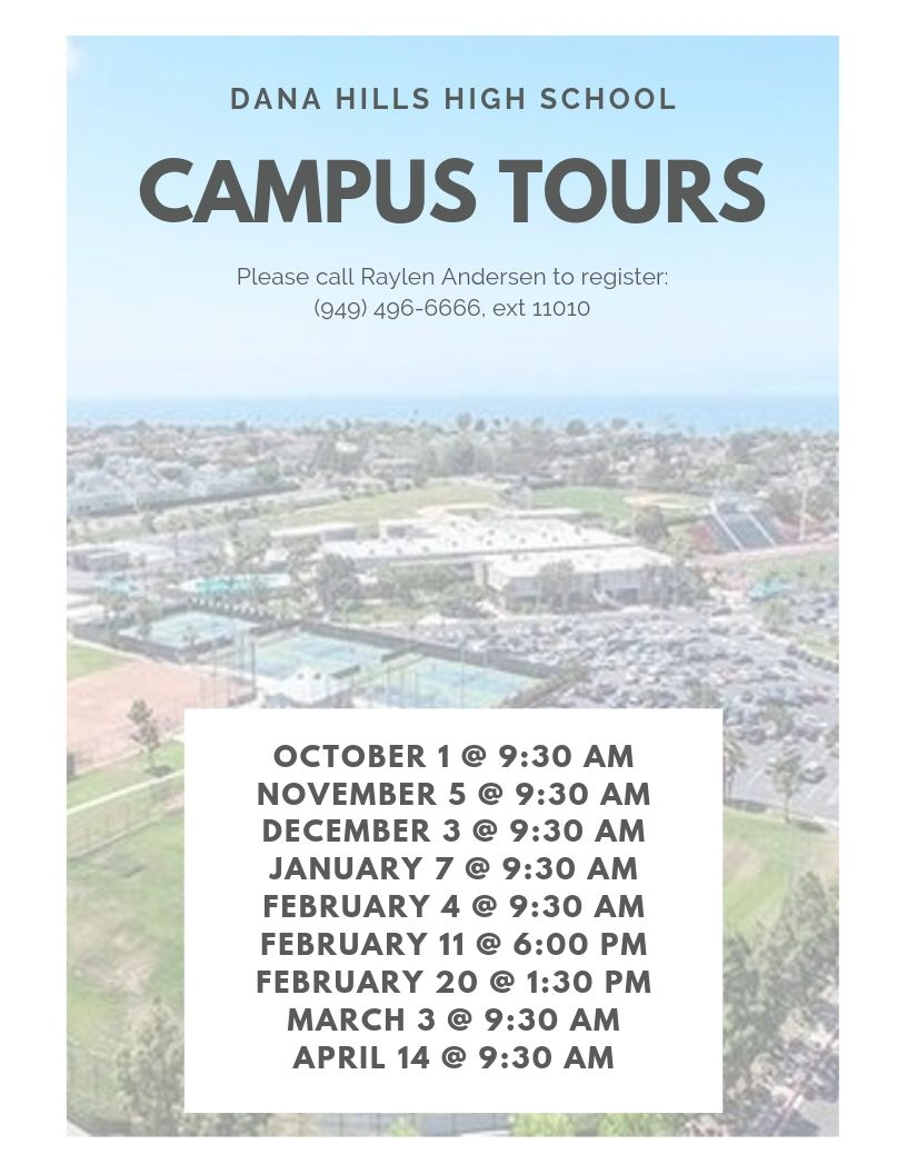 DHHS Tours