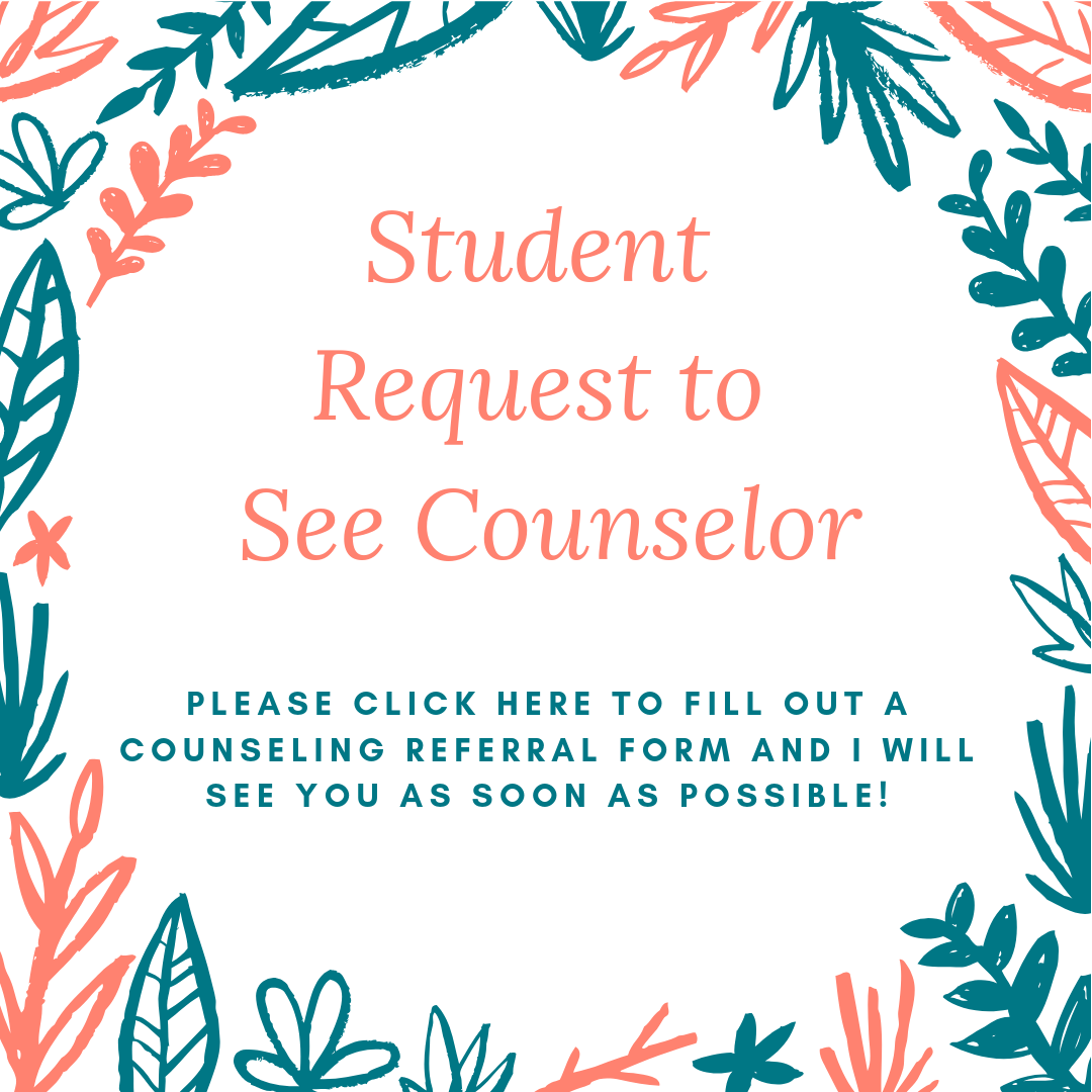 Student Counseling Request