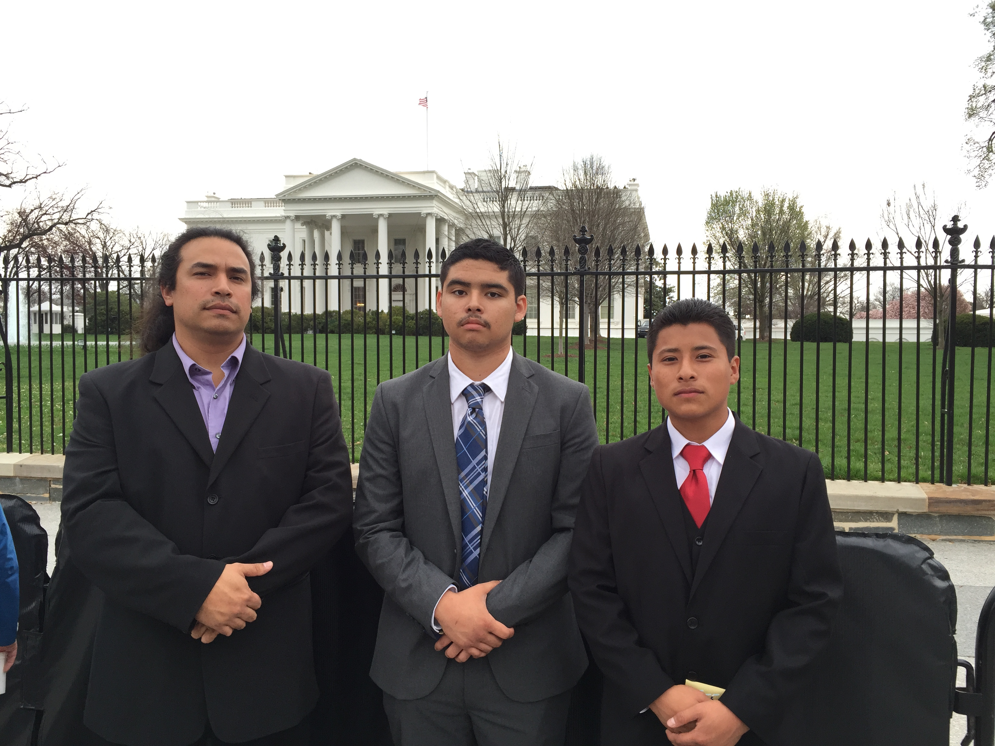 Diamond Tech Goes to The White House For Robotics Week!