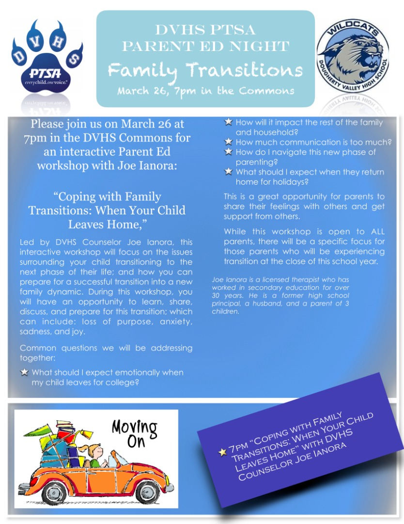 Parent Ed: Family Transitions
