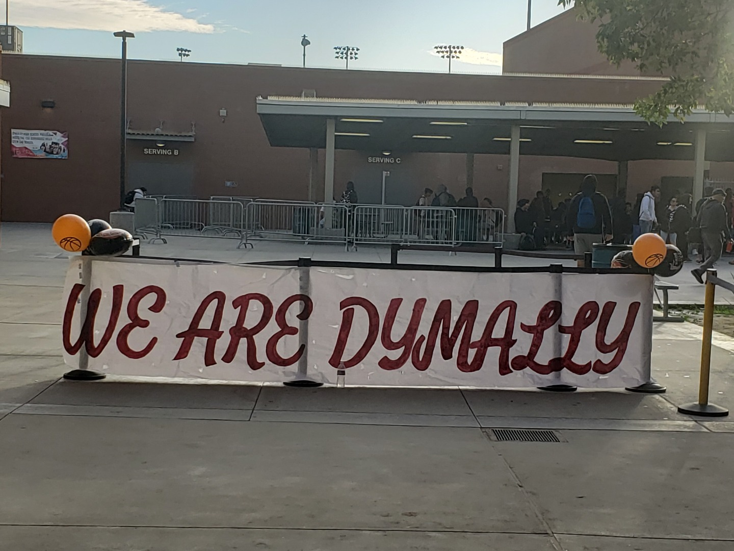 We are Dymally