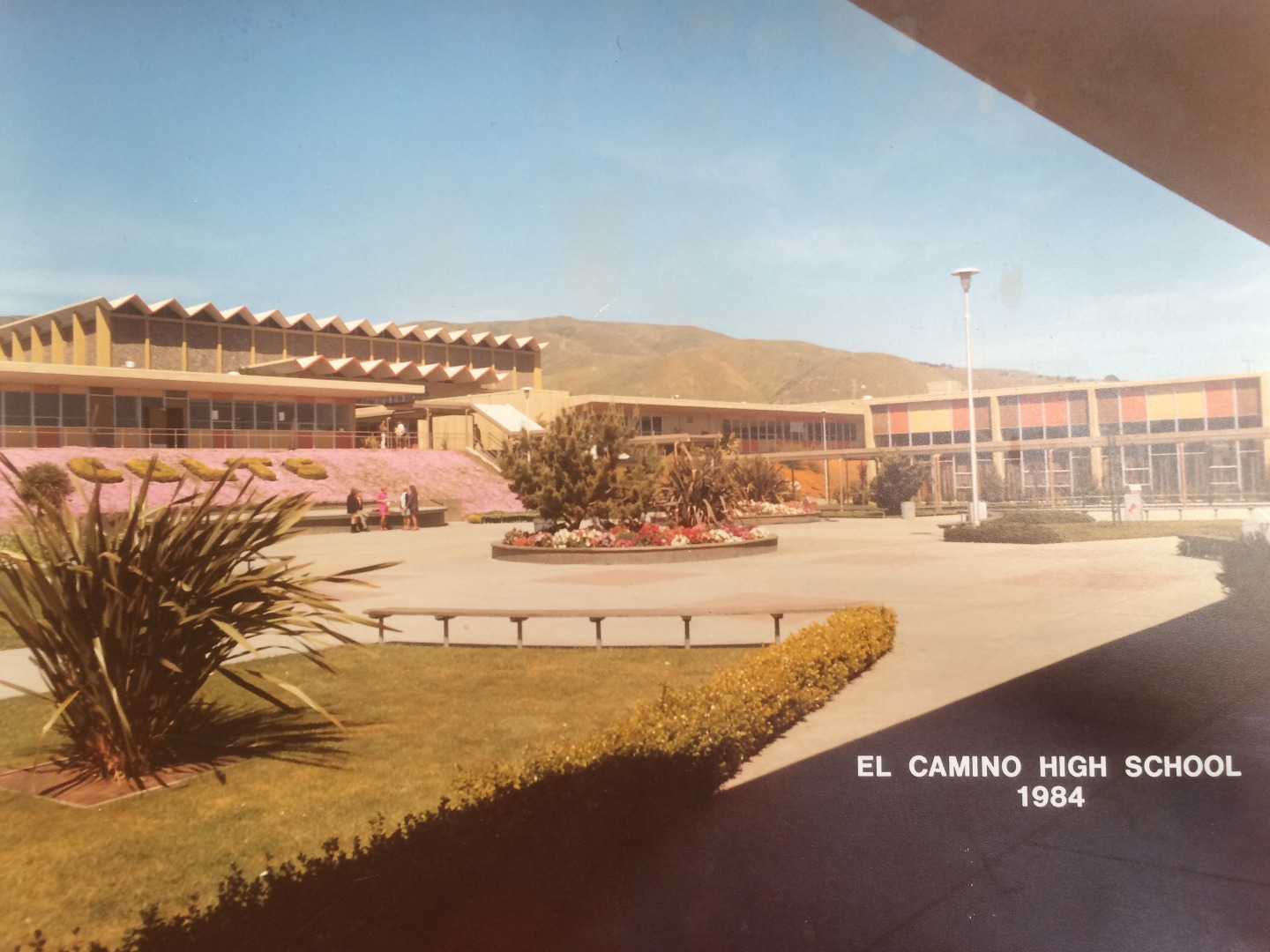 el camino high school 1984