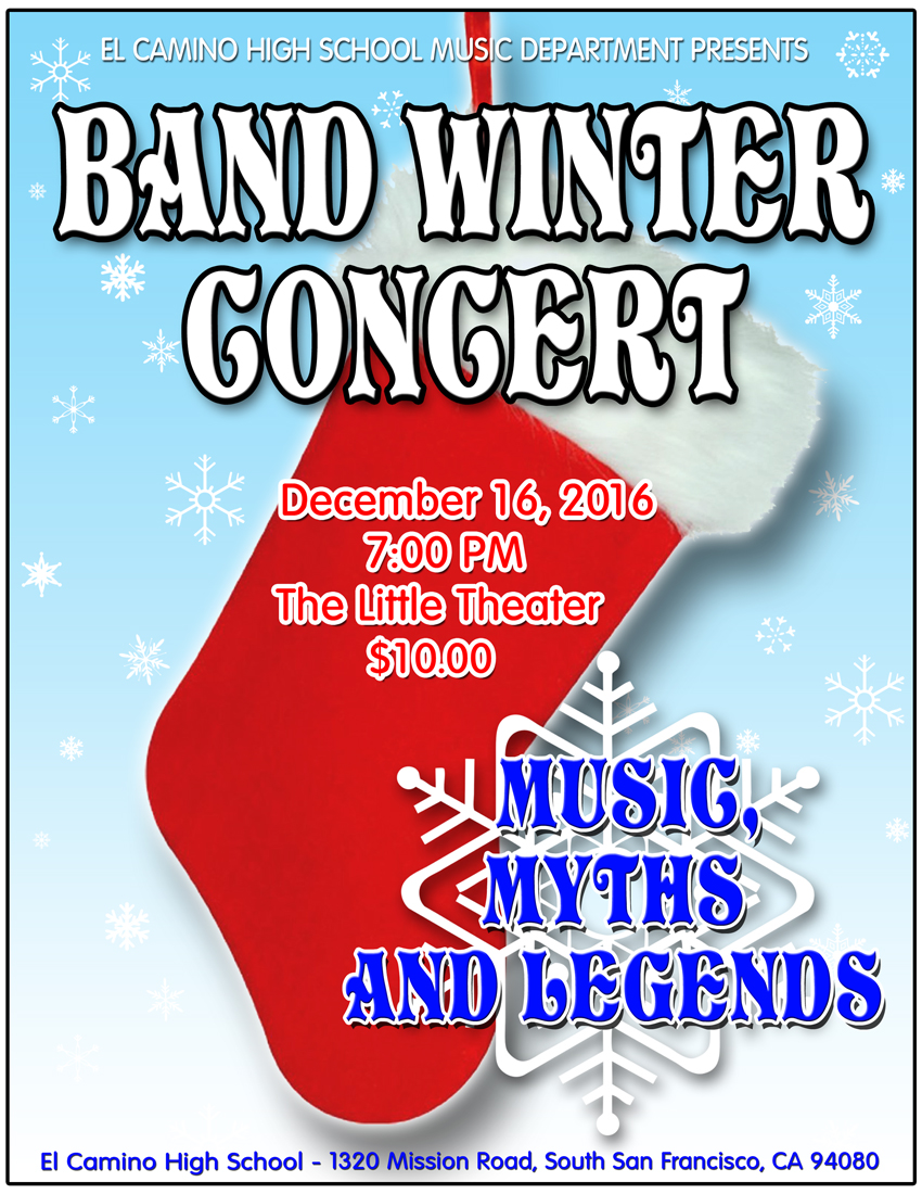 Band Winter Concert